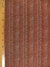 Chocolate Icing Dessert Cake Frosting Print cotton fabric BY THE YARD BTY