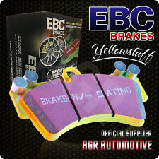 EBC YELLOWSTUFF REAR PADS DP4821R FOR SUBARU LEGACY 2.0 TWIN TURBO (BG5) 93-96