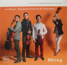 SIBELIUS - META 4 - BERLINER MEISTER SCHALLPLATTEN - 1309 - DIRECT TO DISC