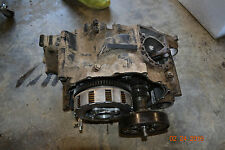 E3-3 LOWER ENGINE MOTOR CLUTCHES ECT 87 KAWASAKI BAYOU 300 KLF ATV 4X4 FREE SHIP