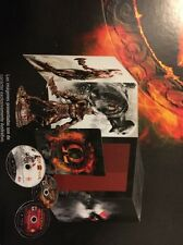Limited Edition God Of War Omega Collectible