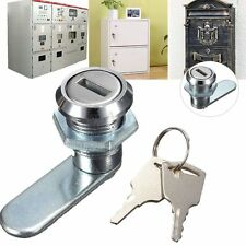 Quality Letterbox Cam Lock File Arcade Post Box Mailbox Cabinet Locker + 2 Keys