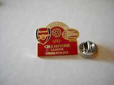 a1 PSV EINDHOVEN - ARSENAL cup uefa champions league 2007 spilla football pin
