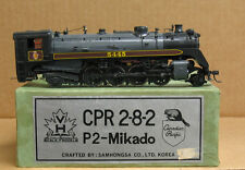 Van Hobbies/Samhongsa CPR P-2, 2-8-2, painted, excellent runner, original box