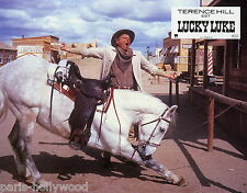 TERENCE HILL LUCKY LUKE 1991 VINTAGE PHOTO LOBBY CARD N°1     MORRIS