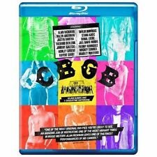 BRAND NEW SEALED CBGB (Blu-ray Disc, 2013) ALAN RICKMAN RUPERT GRINT TAKE A LOOK