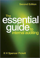 The Essential Guide to Internal Auditing, Pickett, K. H. Spencer, New Condition