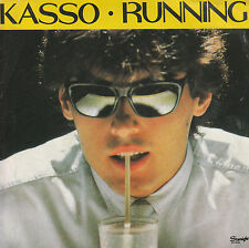 "7"" 45 TOURS FRANCE KASSO ""Running / Sound Of Rimini"" 1985 ITALO"