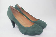 Indigo by Clarks Womens Pumps Classics Shoes Green Size 7 1/2M