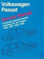 Volkswagen Passat : Service Maual 1990, 1991, 1992, 1993 - 4-Cylinder...
