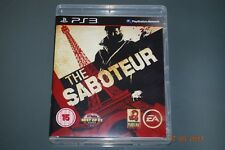 The Saboteur PS3 Playstation 3