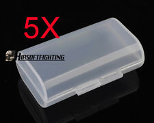 5X Soshine 2 Cell Battery Case Box Holder Storage for 2X AA/14500 batteries A
