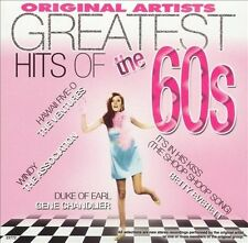 Greatest Hits of the 60's, Vol. 2 [Platinum Disc #2] by Various Artists (CD,...