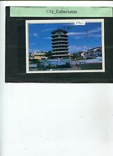 P301 # MALAYSIA USED PICTURE POST CARD * LEANING TOWER OF TELUK INTAN, PERAK