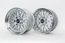 BBS LM089 LM107 poliert 8x17 10x17 Felgen BMW E30 M3 E36 M3 GT Z3 M Coupe wheels