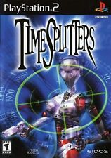 TimeSplitters - Playstation 2 Game Complete