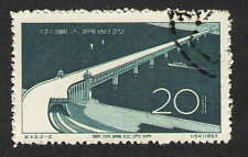 PRC. 320. C43. 2-2. Yangtze River Bridge. CTO. NH -22