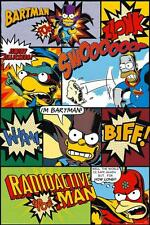 The Simpsons : Comic - Maxi Poster 61cm x 91.5cm (new & sealed)