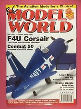 RC Model World - Radio Controlled Aircraft, May 1998 - Free Plan Boogie Woogie