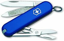 Swiss Army Classic SD Pocket Knife, Victorinox Swiss Army, Blue