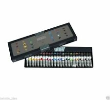 Mijello Silver Class Mission MWC-7524 Watercolor Paints 24Color For professional