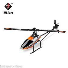 WLtoys V950 2.4G 6CH 3D /6G System Flybarless Brushless Motor RC Helicopter RTF