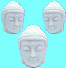 3D Silicone Candle and Soap Mold Buddha Head Soap Mold Silicone Mold For Soap