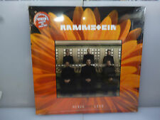 RAMMSTEIN-HERZEDEMOLEID. RARITIES.-RED VINYL LP-NEW.SEALED