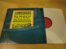 LP 13 Famous Disco Hits Geoff Love's Orchestra Nagrania Vinyl SX 1757