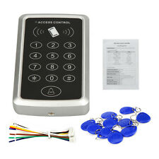 RFID Lock Door Access Control Video Audio Intercom For Office Hotel Home Store