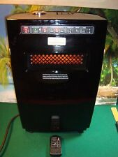 PORTABLE PLOW AND HEARTH MULTI-FUNCTION HEATER W/REMOTE CONTROL MODEL MH-001