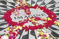 JOHN LENNON POSTER PEACE IMAGINE - BEATLES