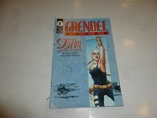 GRENDEL TALES Comic - The Devil May care - No 1 (of 6) - Date 12/1995 - Dark H