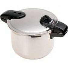 Stovetop Pressure Cooker Regulator Tri-Clad Base Steamer Basket Healthy Food