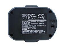 Nueva batería para Ryobi cdd144v22 cddi14022nf lcd1402 130171003 Li-ion Reino Unido Stock