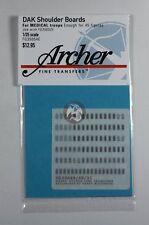 Archer 1/35 Afrika Korps Heer Shoulder Boards for Medical Troops FG35054E