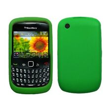 Silicone Soft Skin Cover Case for Blackberry Curve 8520 8530 3G 9300 9330