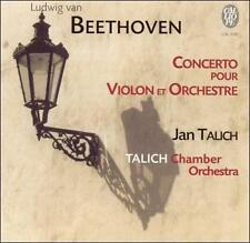 Beethoven: Concerto for violn and orchestra period instruments