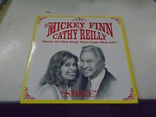 Fred Mickey Finn Cathy Reilly Smile Best Banjo Piano Team CD Autographed