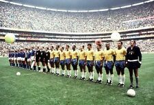 1970 World cup final Brazil - Italy