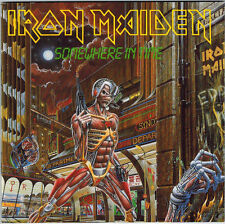 IRON MAIDEN - Somewhere In Time (CD 1986)