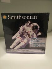 SMITHSONIAN ASTRONAUT BRUCE MCCANDLESS UNTETHERED SPACEWALK JIGSAW PUZZLE 1000pc