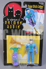 Kenner The Adverntures of BATMAN & ROBIN POGO STICK JOKER Action Figure #U2-4