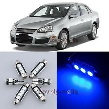Canbus Blue Light Interior LED Package 12x for VW MKV Jetta V Sedan 2006-2010 L9