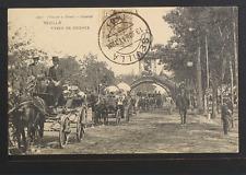 2236.-SEVILLA -1251 Paseo de Coches (1911)
