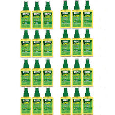 REPEL Lemon Eucalyptus Natural Insect Repellent with 4 oz Pump Spray, 24 pack