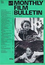 PIPPA GUARD Monthly Film Bulletin May 1982
