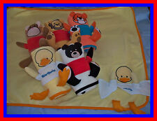 NEW Baby Blanket -ANIMAL  look-A-Like - WHOLESALE  LOT 20 Shower Christening