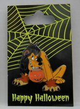 Disney Pluto's Trick-or-Treating as Scar from Lion King Halloween 2006 Pin Rare