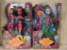 Monster High Posea Reef + Kala Mer'ri (Great Scarrier Reef) - Neu und OVP